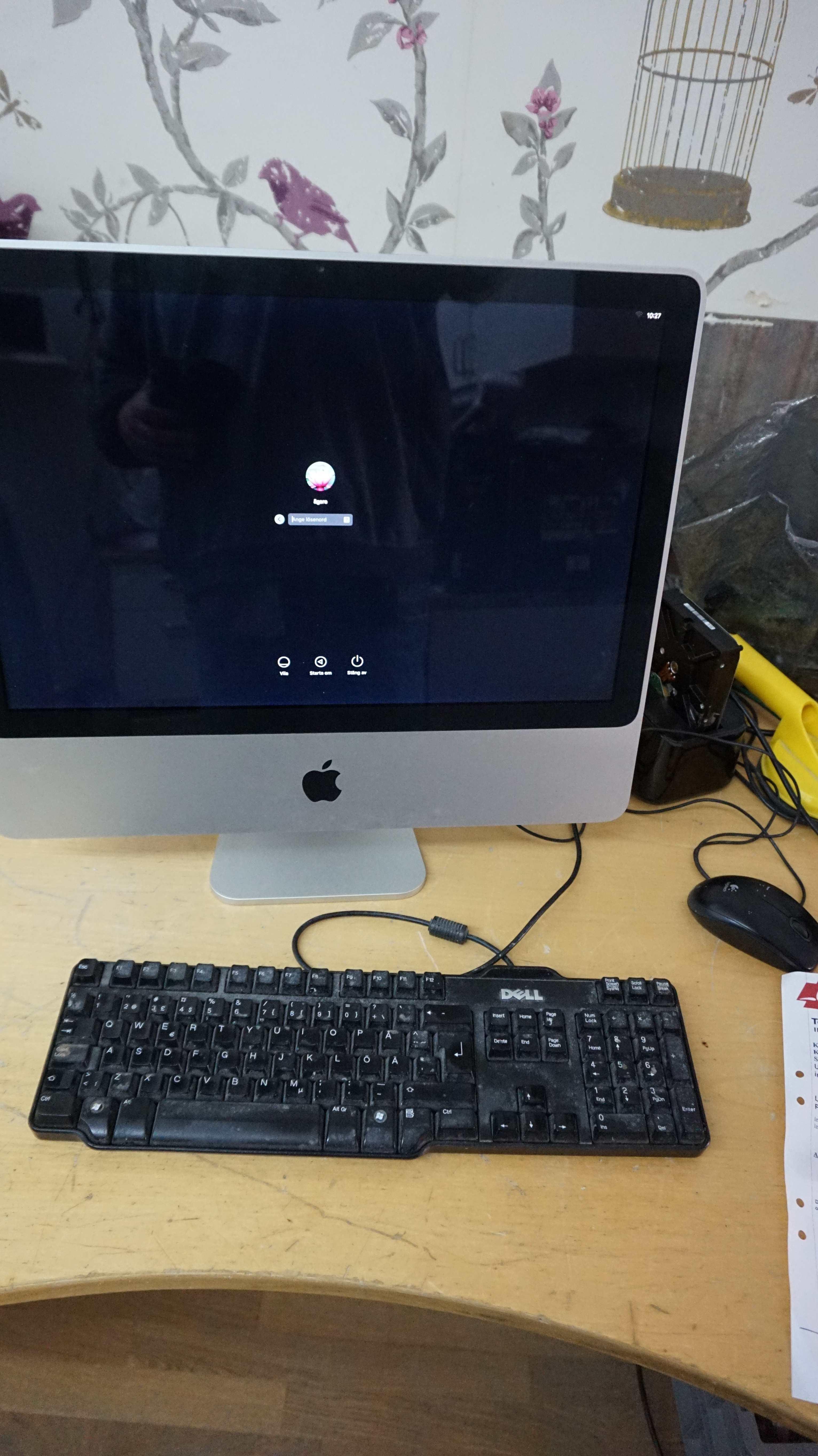 Snabbare iMac