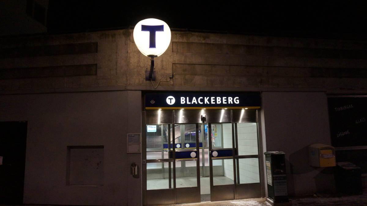 Datorservice Blackeberg